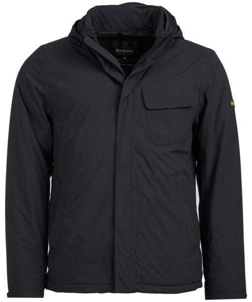 Men's Barbour International Triple Waterproof Jacket - Black