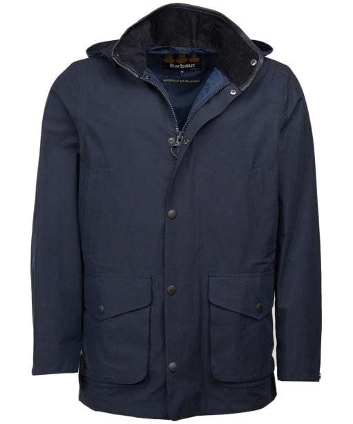 Men's Barbour Mallaig Waterproof Jacket - Navy