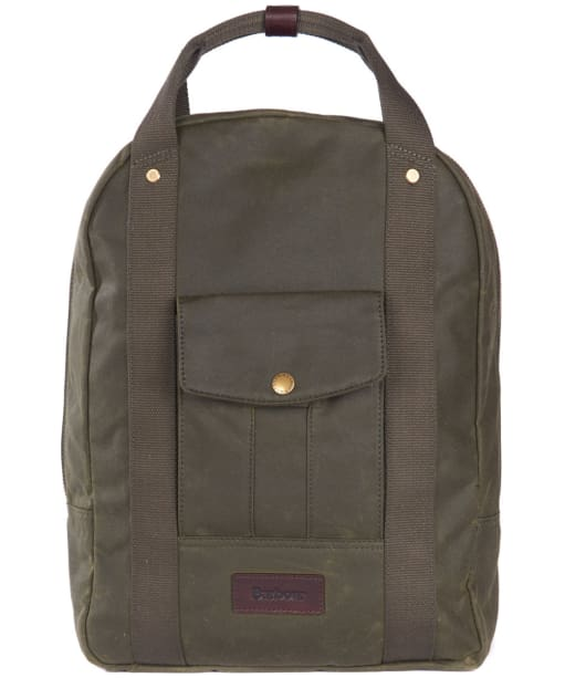 Barbour Houghton Backpack - Archive Olive