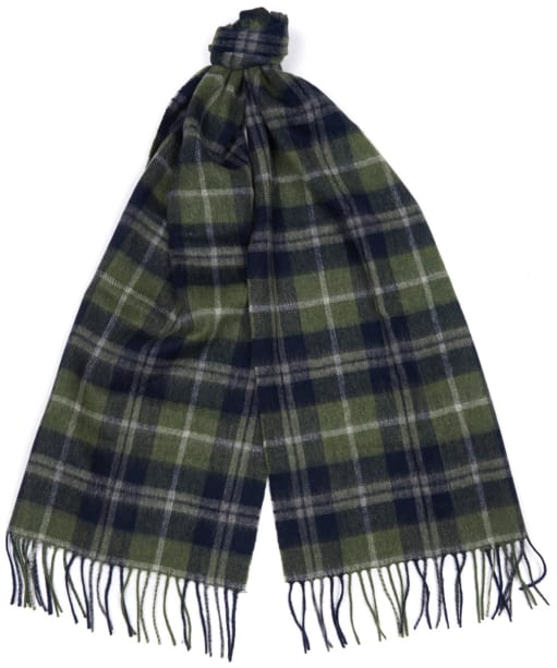 Barbour Wimbrel Scarf - Forest Green