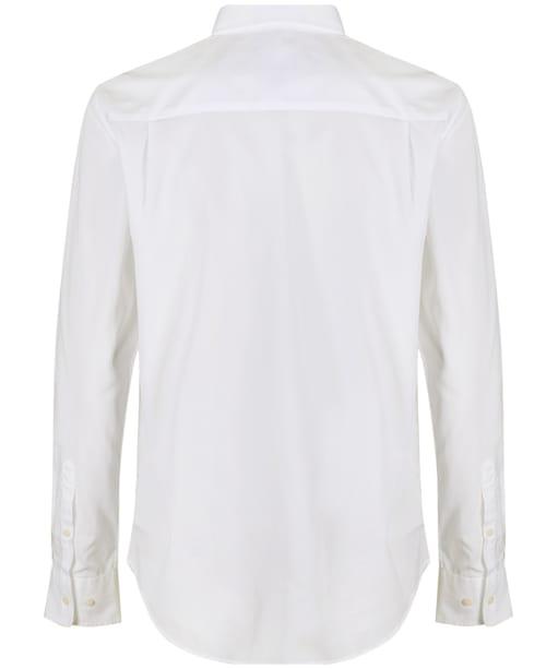 Women's GANT Broadcloth Shirt - Back