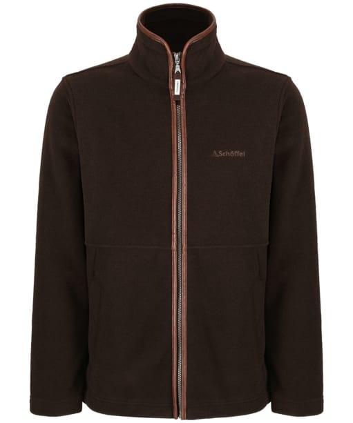 Men's Schoffel Cottesmore II Fleece Jacket - Mocha