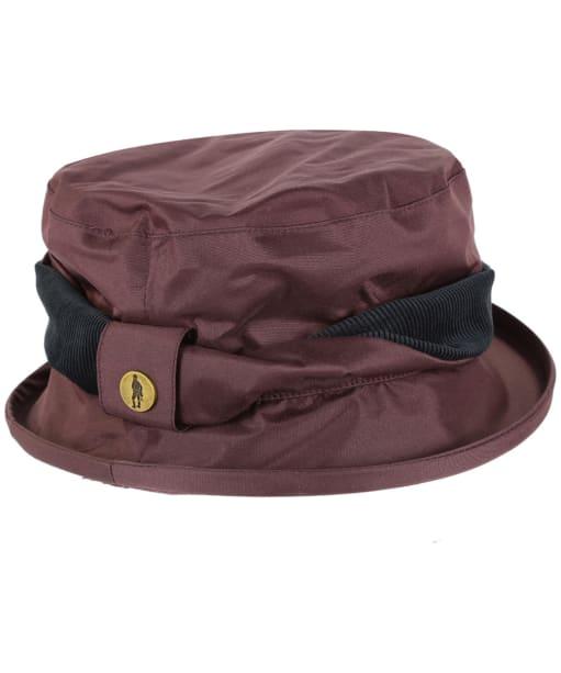 Women's Jack Murphy Malvern Hat - Deep Claret