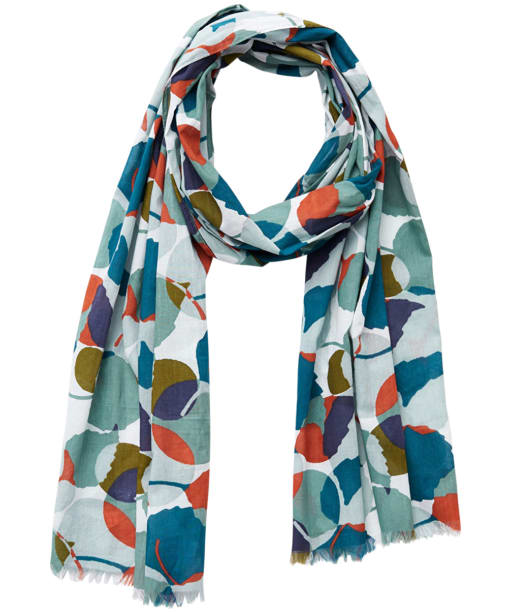 Women's Seasalt New Everyday Scarf - Layered Leaf Salt
