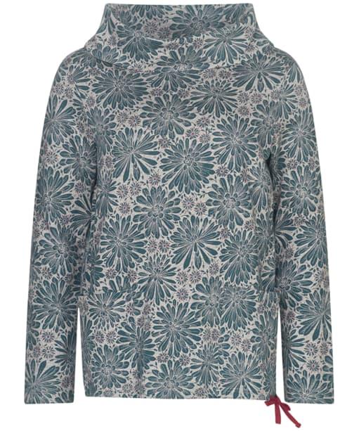 Women's Seasalt Low Seas Sweatshirt - Aeonium Garden Pebble