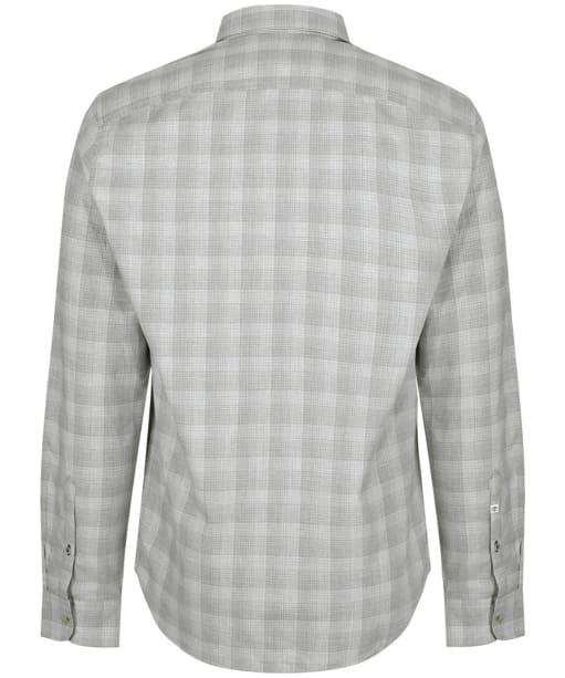 Men's Timberland Back River Light Twill Check Shirt - Back