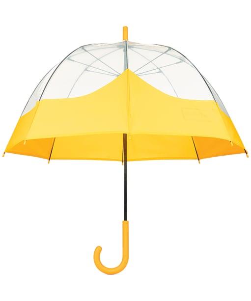 Hunter Original Moustache Bubble Umbrella - Yellow