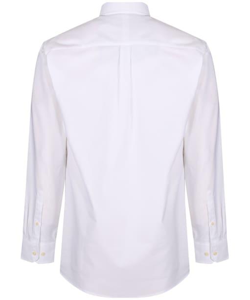 Men's Schoffel Oxford Shirt - White