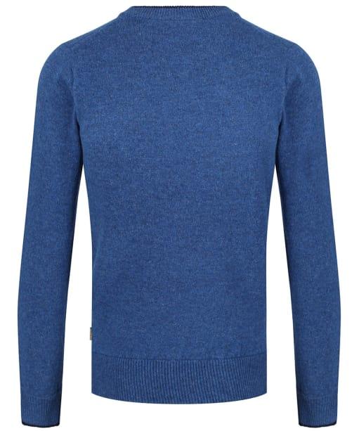Men's Musto Shooting V-Neck Sweater - Blue Lake