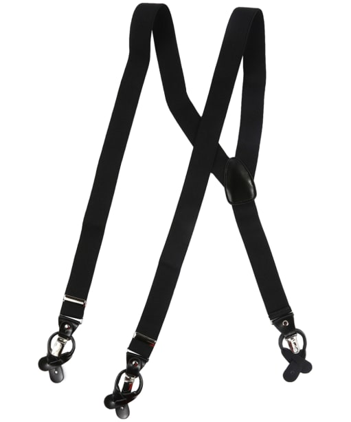 Men's Soprano Luxury Braces - Black