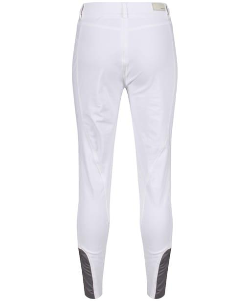 Women's Musto Essential Riding Breeches - White / White