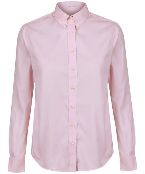 Women's GANT Diamond G Pinpoint Oxford Shirt - Blossom