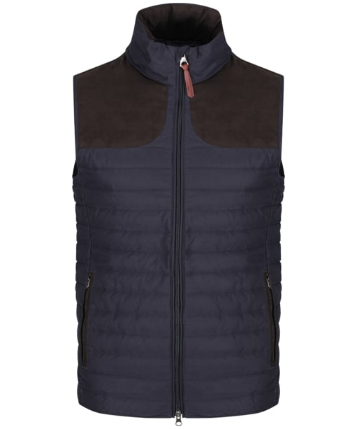 Men's Aigle Crochy Vest - Navy