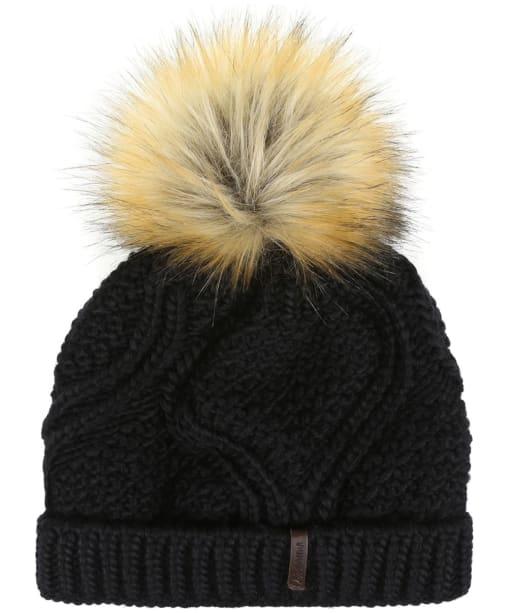 Women's Schoffel Tenies Hat - Black