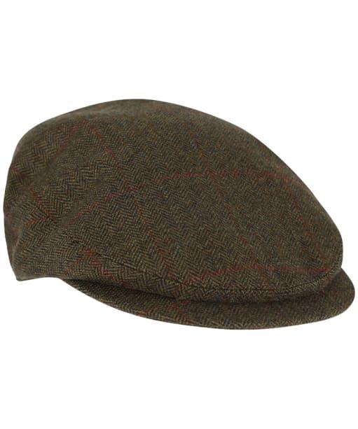 Men's Schoffel Tweed Cap - Windsor Tweed