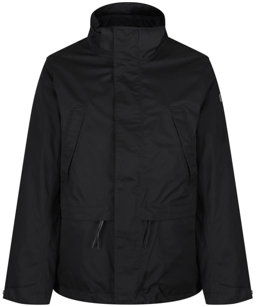 Men's Aigle Woodfielder 3 in 1 Jacket - Black