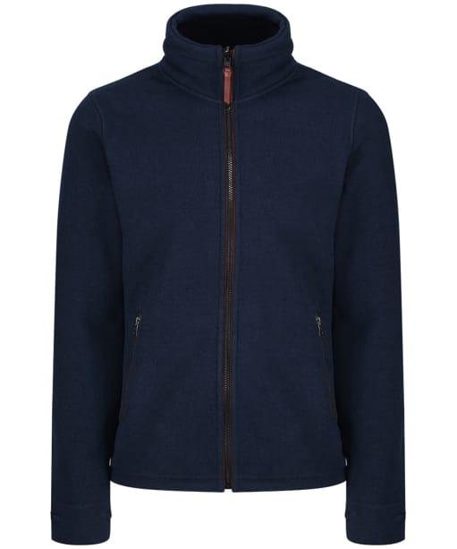 Men's Aigle Valefleece Sweater - Dark Navy