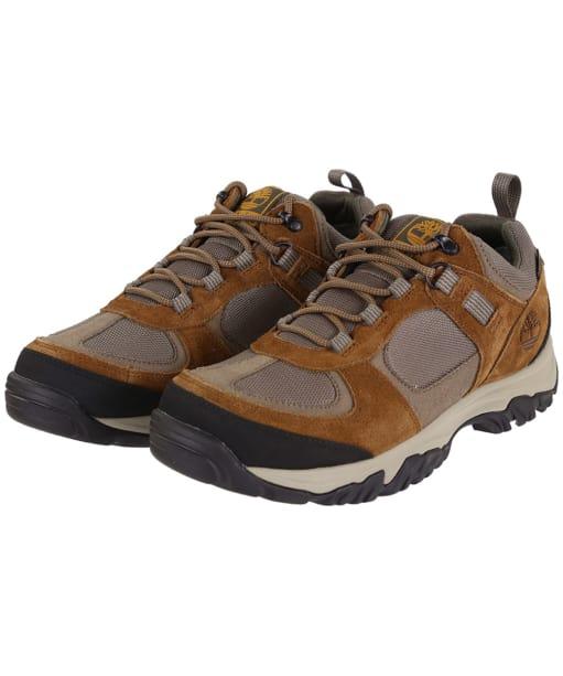 Men's Timberland Mount Major Low Gore-Tex® Outdoor Shoes - Brown