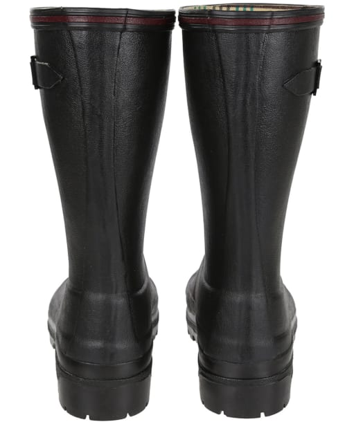 Women's Le Chameau Giverny Botillon Wellington Boots - Black