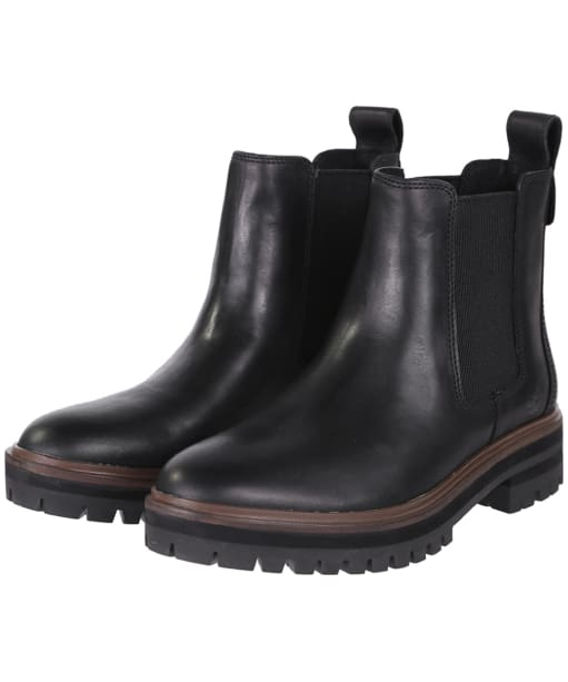 Women's Timberland London Square Chelsea Boots - Jet Black