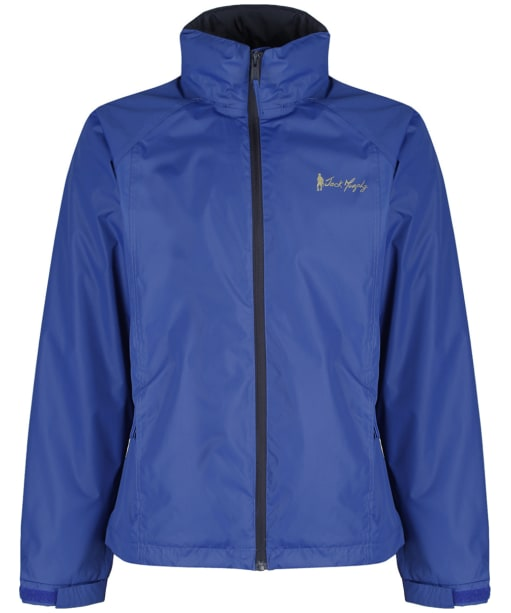 Men's Jack Murphy Tom Lightweight Waterproof Jacket - Sea Blue