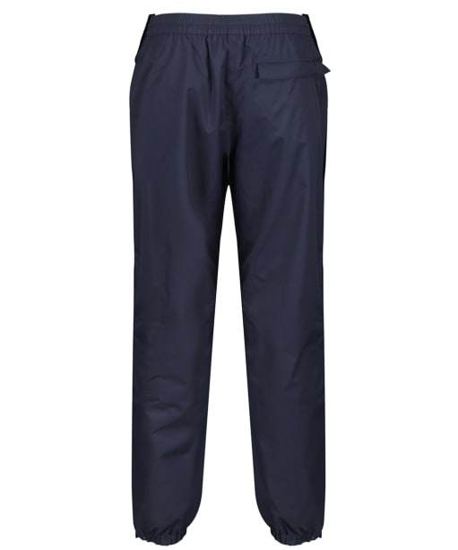 Unisex Schoffel Saxby Packaway Overtrousers - Navy