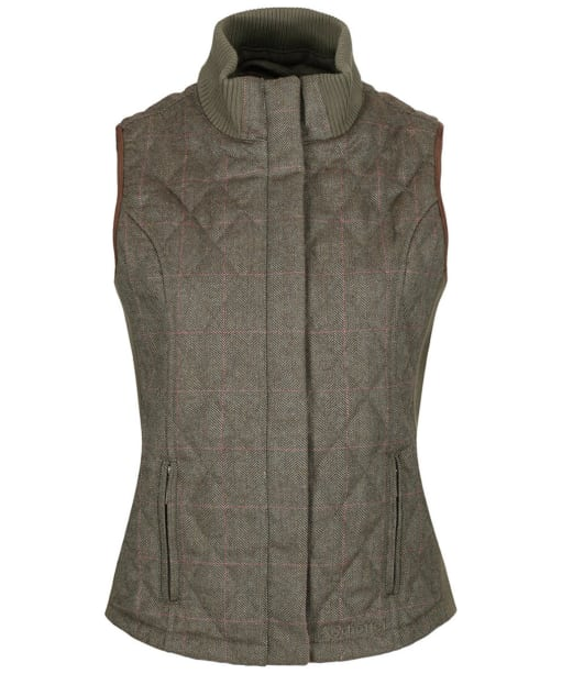 Women's Schoffel Lilymere Gilet - Cavell Tweed