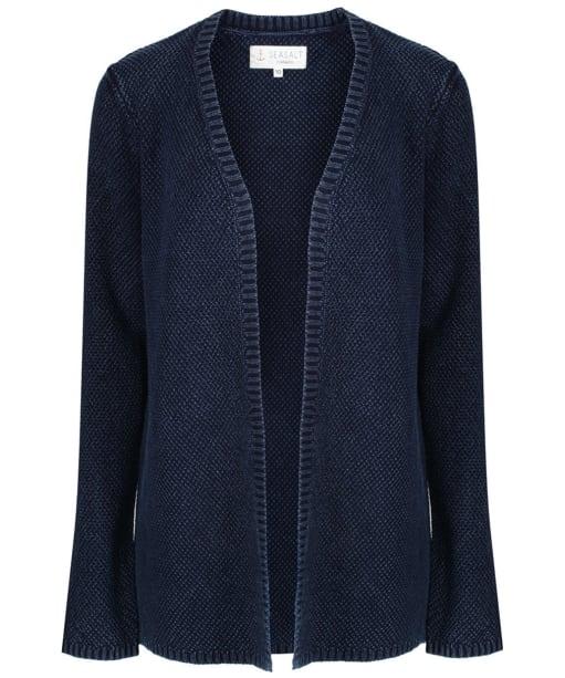 Women's Seasalt Luma Cardigan - Indigo Dye