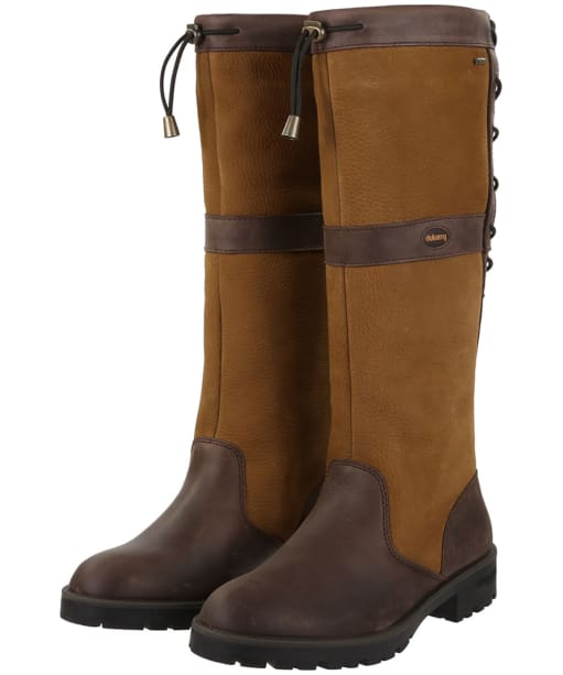 Women's Dubarry Glanmire Boots - Brown
