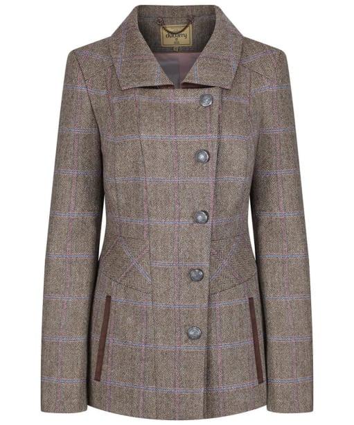 Women's Dubarry Moorland Tweed Jacket - Woodrose