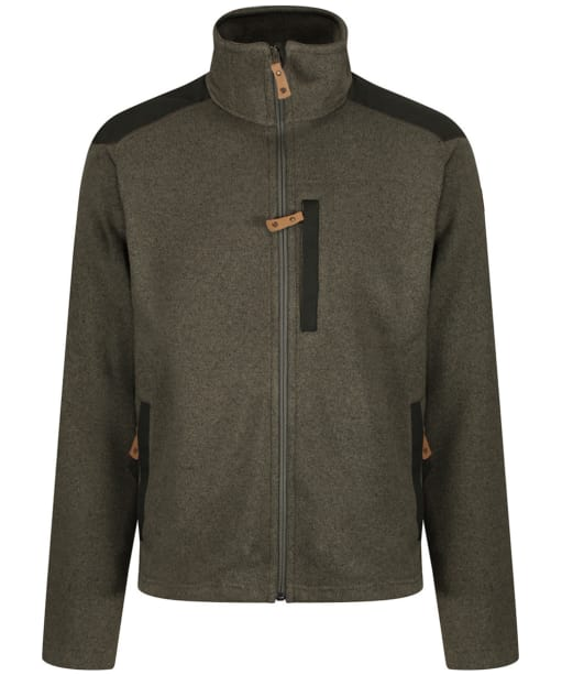Men's Fjallraven Buck Fleece - Laurel Green / Deep Forest