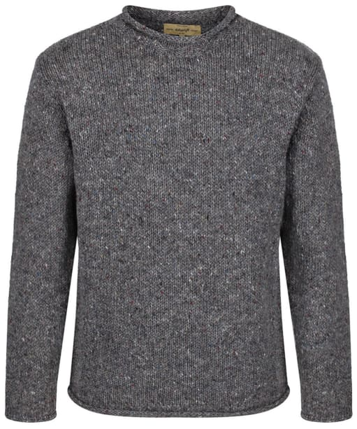 Men's Dubarry Marshall Sweater - Grey