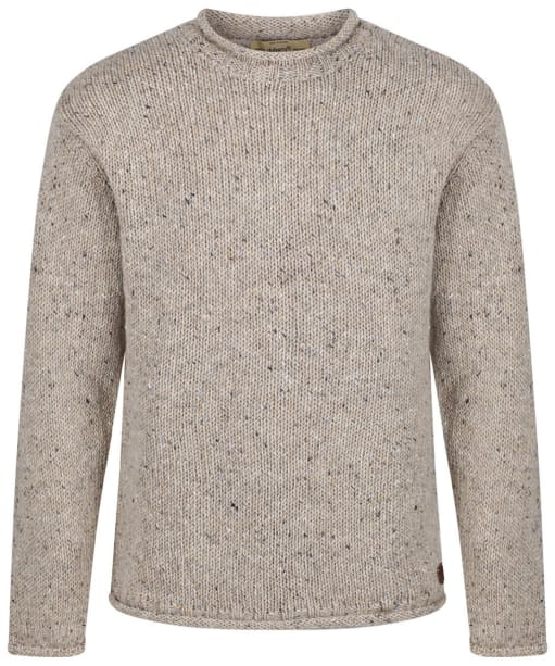 Men's Dubarry Marshall Sweater - Oatmeal