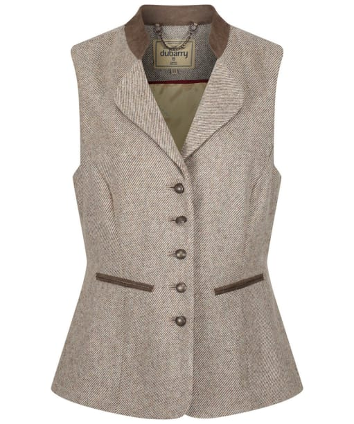 Women's Dubarry Spindle Waistcoat - Sable