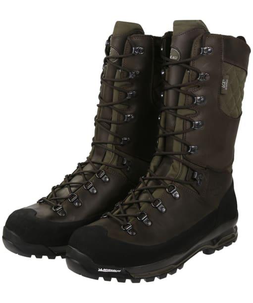 """Le Chameau Chameau Lite LCX High 12"""" Boots - Marron"""