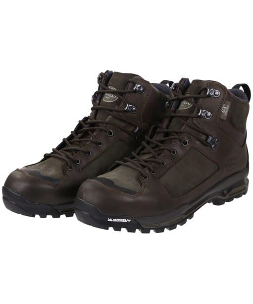 Men's Le Chameau Condor LCX Low Boots - Vert Bronze