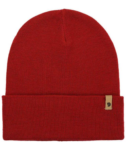 Fjallraven Classic Knit Hat - Lava