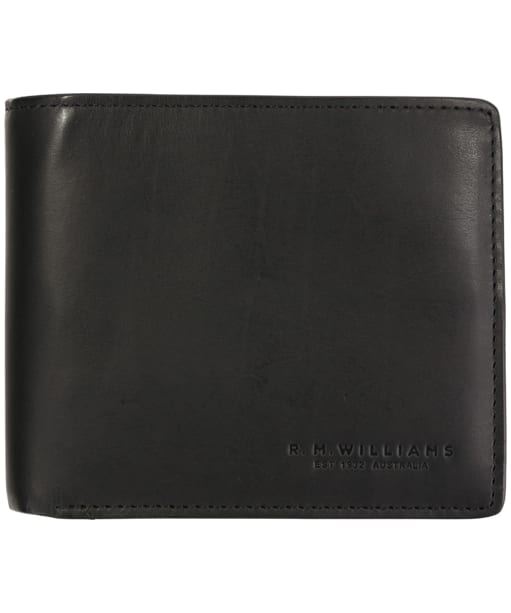 R.M. Williams City Wallet Bi-Fold - Black