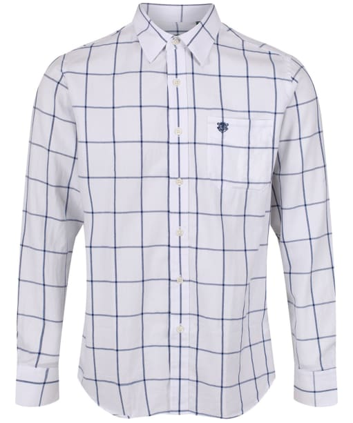 Men's Alan Paine Aylesbury Shirt - Blue