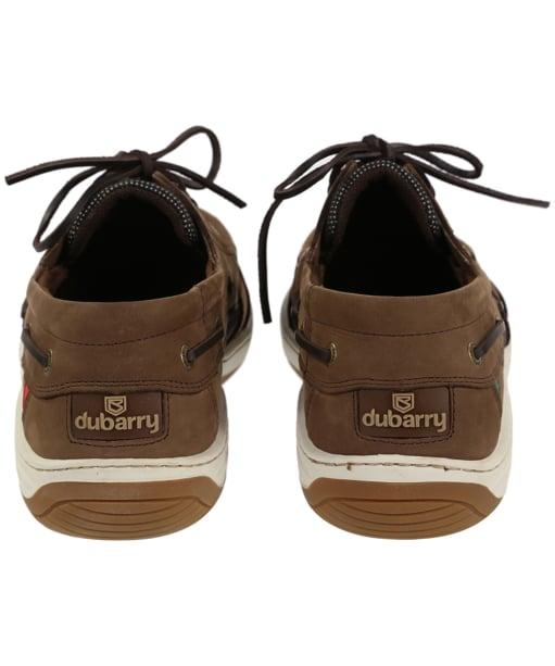 Men's Dubarry Regatta Extrafit™ Deck Shoes - Donkey Brown