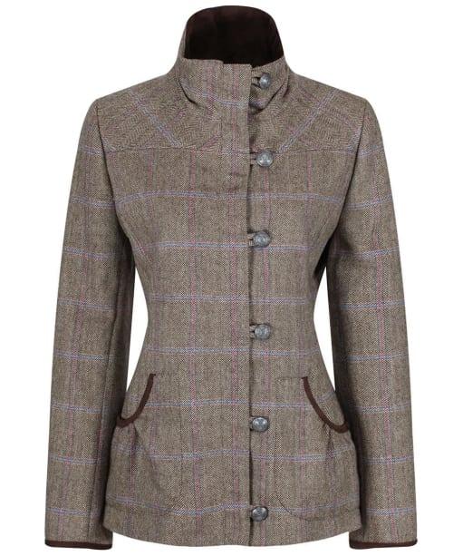 Women's Dubarry Bracken Tweed Jacket - Woodrose