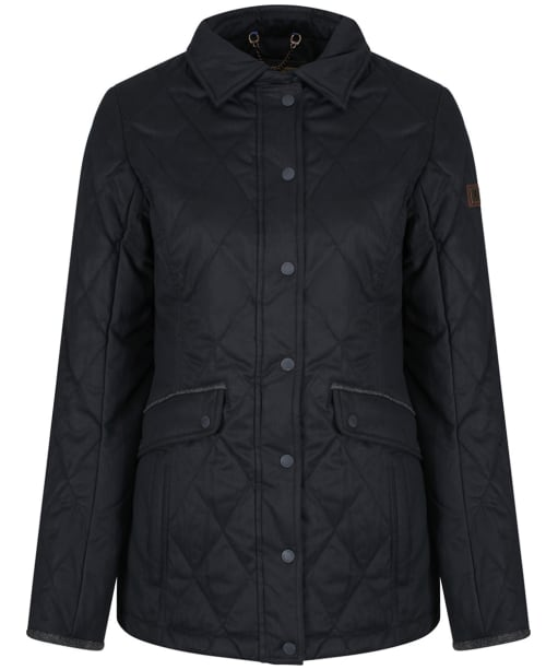 Women's Dubarry Heaney Quilted Jacket - Navy