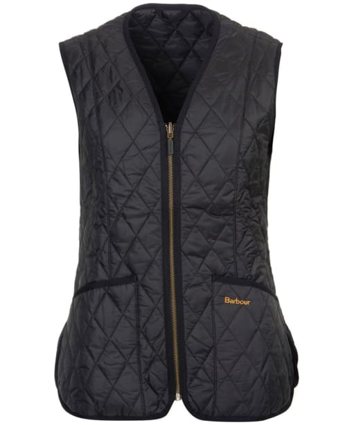Women's Barbour Betty Interactive Liner - Black