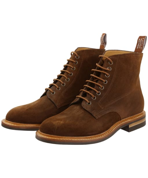 Men's R.M. Williams Rickaby Boots - Coffee