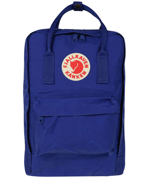 "Fjallraven Kanken Laptop 15"" Bag - Deep Blue"