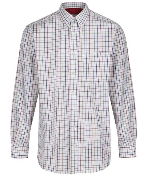Men's Schoffel Banbury Shirt - Multi Check