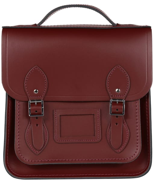 Women's The Cambridge Satchel Company Small Portrait Leather Backpack - Oxblood