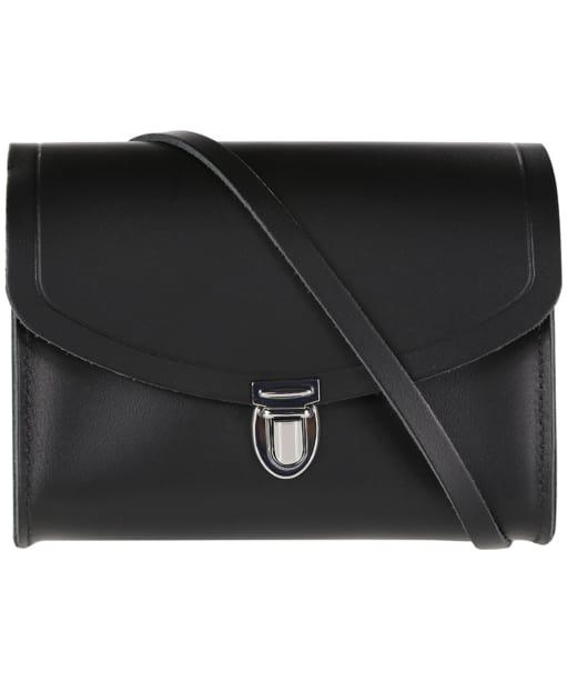 Women's The Cambridge Satchel Company Push Lock Leather Bag - Black