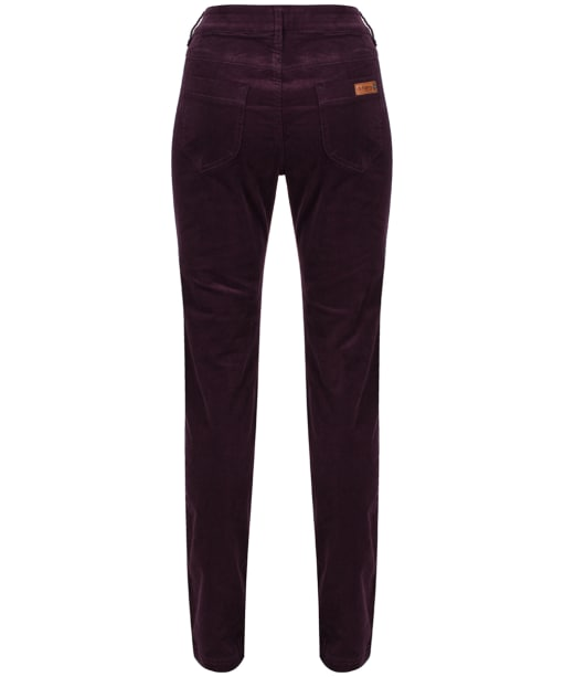 Women's Dubarry Honeysuckle Cord Jeans - Plum