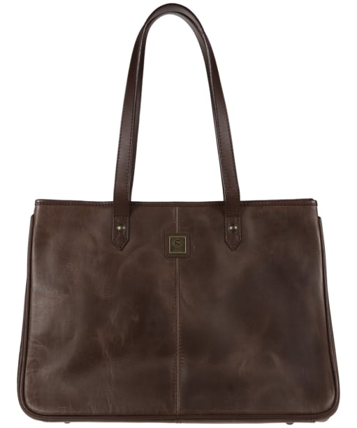 Women's Dubarry Loughrea Tote Bag - Old Rum